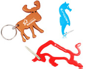 Animal Shape Keychain Opener