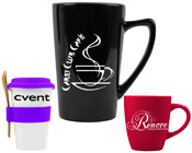 Ceramic Cups & Coffee Mugs
