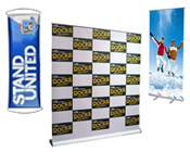 Indoor Signs & Banners