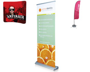 Outdoor Signs & Banners