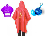 Ponchos & Rain Gear