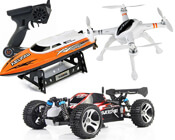 Remote Control RC Toys