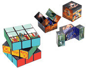 Rubiks & Magic Cubes