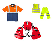 Safety Cloth & Vest