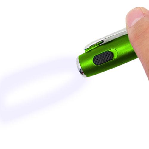 Dual Action Led Light Ballpoint Pen