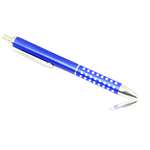 Diamond Grip Metal Pen