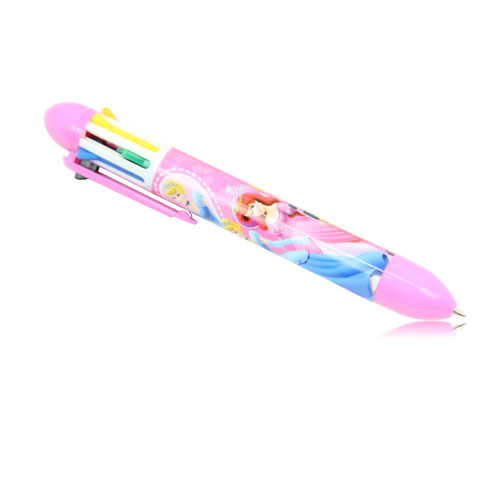Pied Color Plastic Pen