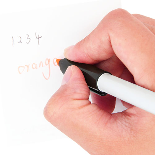 Combo Highlighter with Ballpoint Pen Image 9