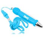 Mini Jumbo Lanyard Ballpoint Pen