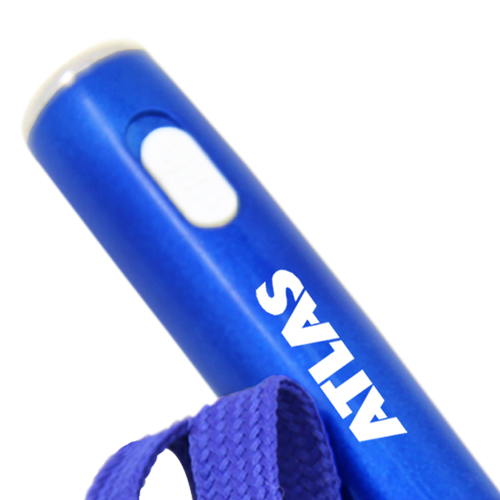 LED Ballpoint Pen With Lanyard Image 7