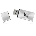 1GB Premium Metal Flash Drive