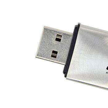 1GB Premium Metal Flash Drive