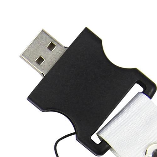 1GB Lanyard Flash Drive