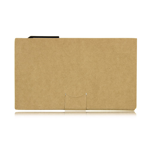 Eco Notepad With Sticky Note And Pen Image 1