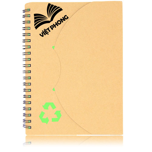 Eco Friendly Coil Notebook