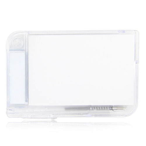 Calendar Notepad With Pen And Ruler