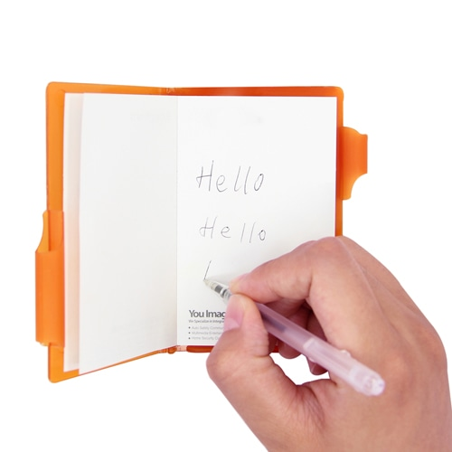 Calendar Notepad With Pen