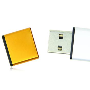 4GB Aluminum USB Flash Drive