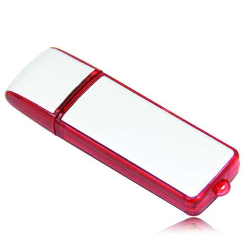 4GB Rectangular Flash Drive Image 2