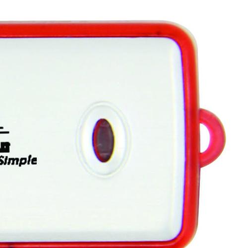 4GB Rectangular Flash Drive Image 8