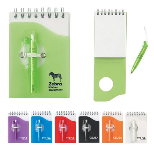Jotter Pad With Mini Pen