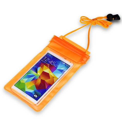 Crystal Clear Waterproof PVC Pouch