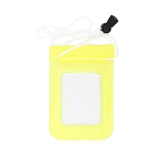 Transparent Waterproof PVC Case Neckstrap
