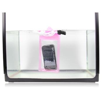 Waterproof Smartphone Case With Neckstrap