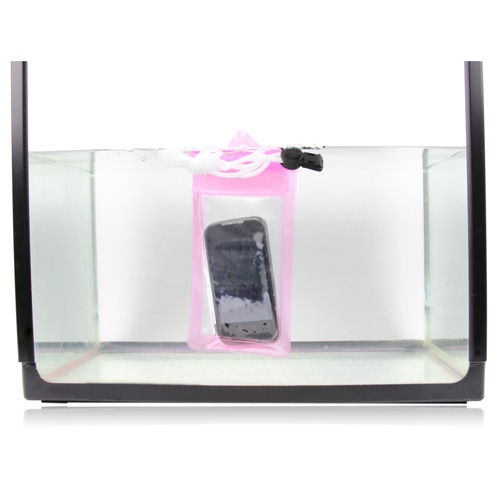 Waterproof Smartphone Case With Neckstrap