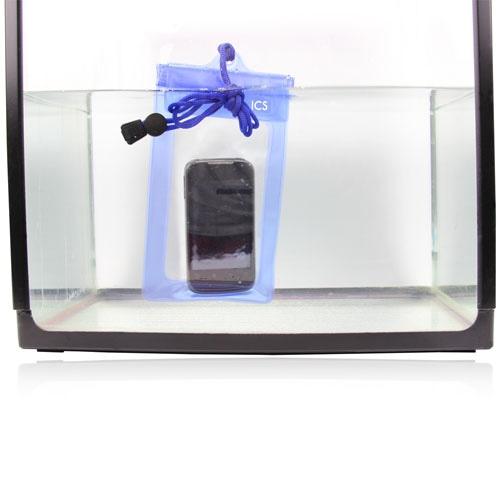 Triple Sealed Waterproof PVC Pouch