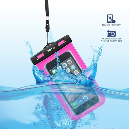 Mobile Phone Waterproof PVC Case Image 1