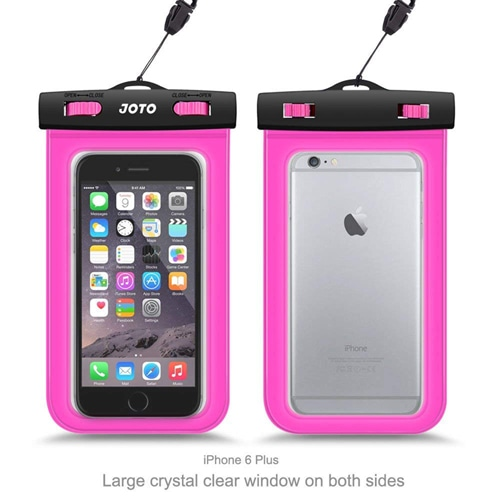 Mobile Phone Waterproof PVC Case Image 4