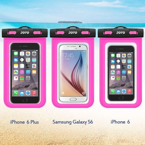 Mobile Phone Waterproof PVC Case Image 5