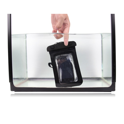 Tight Sealed Waterproof Protector Neck Tote