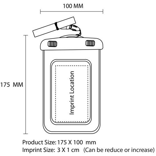 Digital Camera Waterproof Case