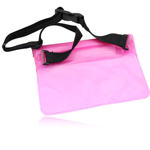 Stylish Waterproof PVC Waist Bag