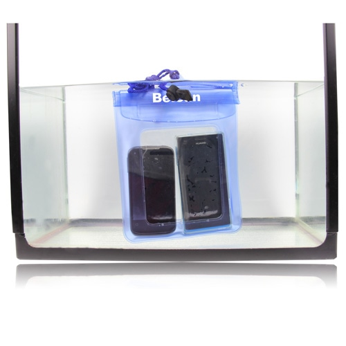 Floating Waterproof Case with Neckstrap
