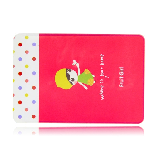 Lady Dot Design Card Sleeve