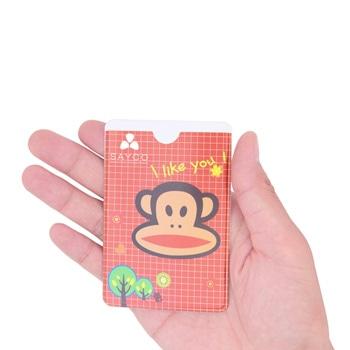 ID Card And Credit Card Sleeve