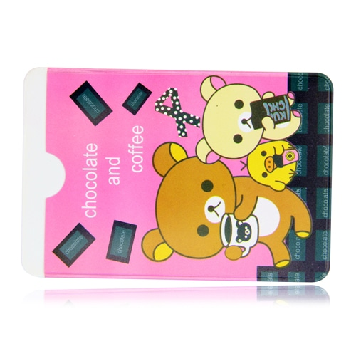 Card Protection Sleeve Wallet