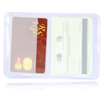 Foldable Card Sleeve Wallet