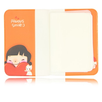 Foldable Pocket Card Sleeve Wallet
