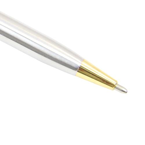 Twist Action Metal Stick Pen