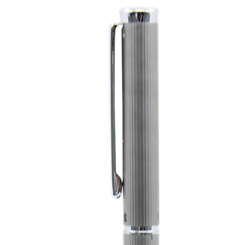 Silver Lpsilon Fountain Pen