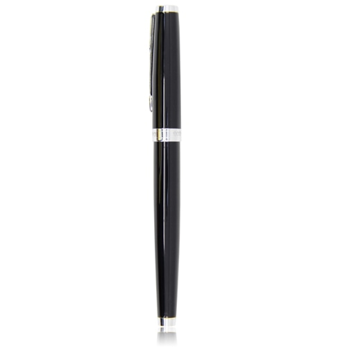 Polished Metal Ball Point Pen