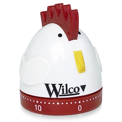 Cock Shaped Kitchen Timer