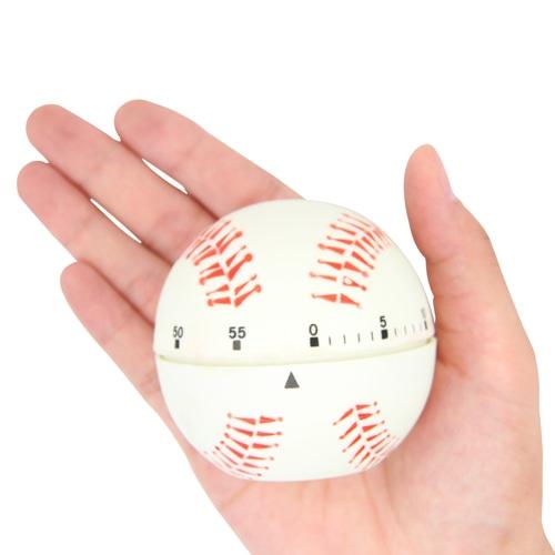 Baseball Shaped Kitchen Timer