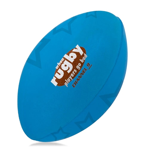 Rugby Ball Shaped Stress Reliever