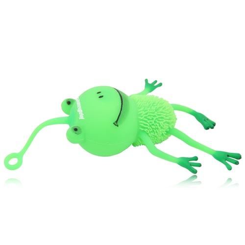 Frog Yo-Yo Puffer Ball With Light