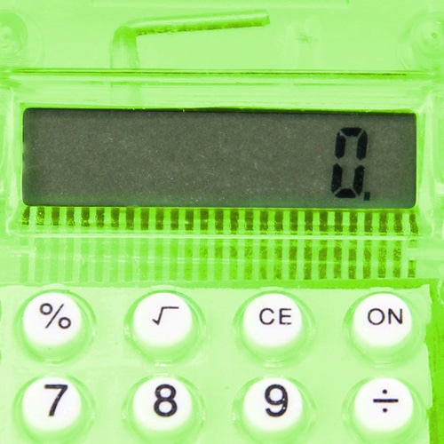 Calculator with Magnetic Clip Image 7